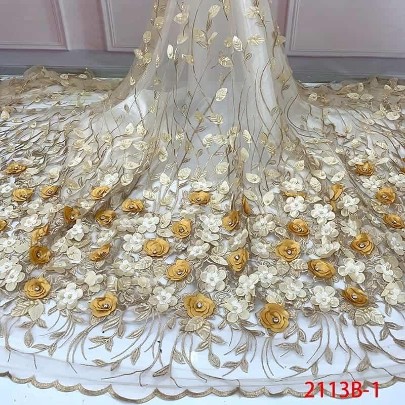 Floral Wedding Wears