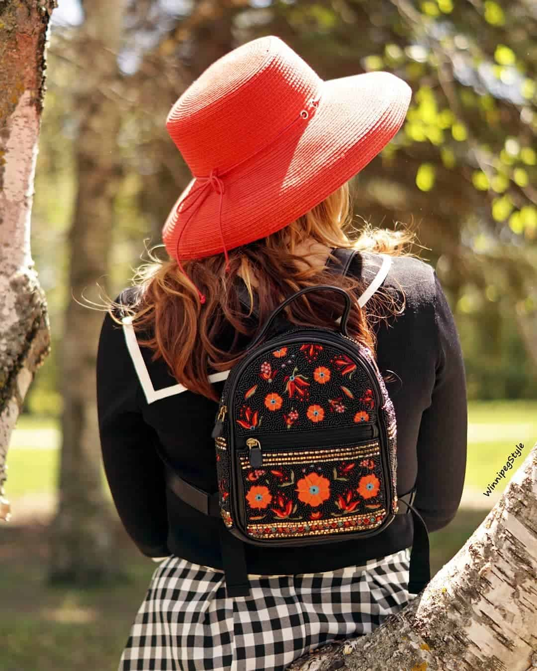 Mary Frances Mini Backpack