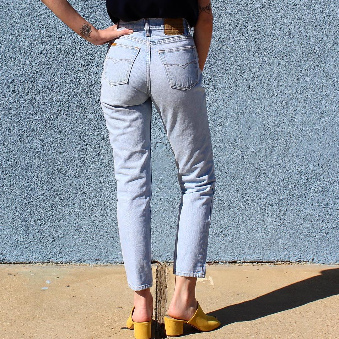 High-waisted with Heels